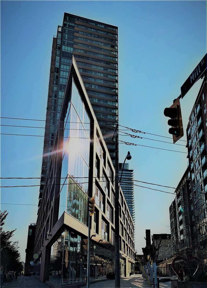 305 - 33 Mill St, Toronto, M5A3R3