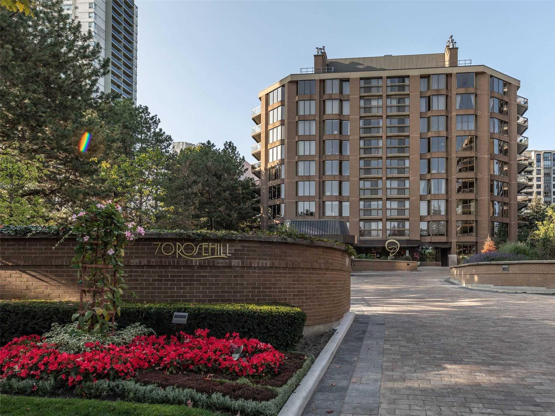 706 - 70 Rosehill Ave, Toronto, M4T2W7