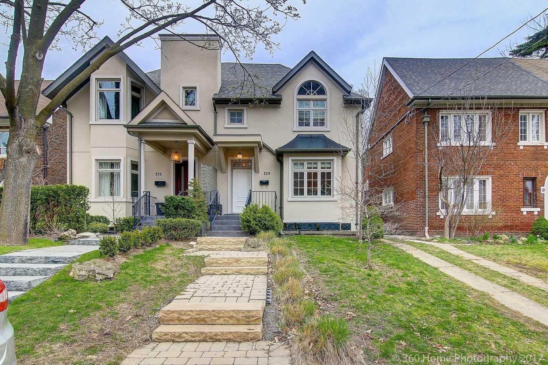 329 Walmer Rd, Toronto, M5R2Y3