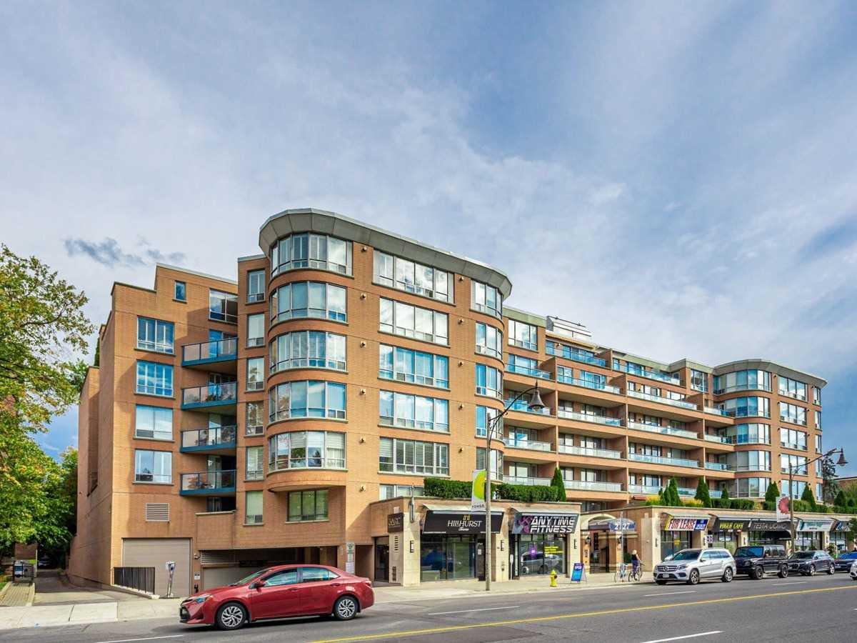 103 - 2727 Yonge St, Toronto, M4N3R6