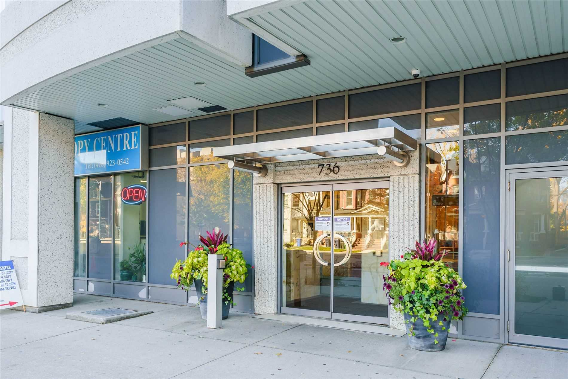 #204 - 736 Spadina Ave, Toronto C4967637