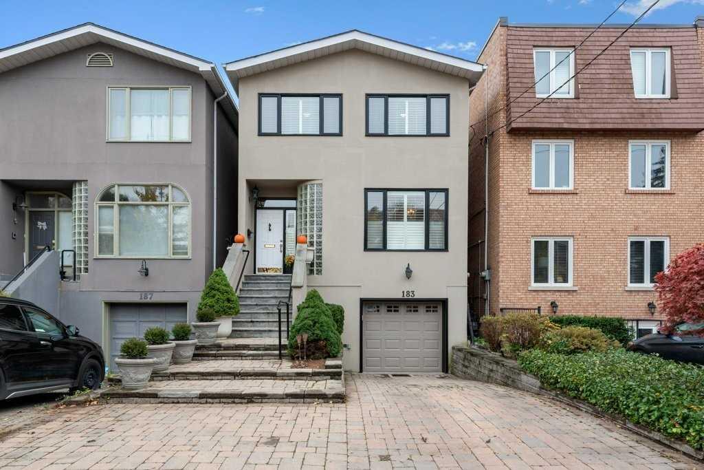 183 Ranleigh Ave, Toronto, M4N1X3