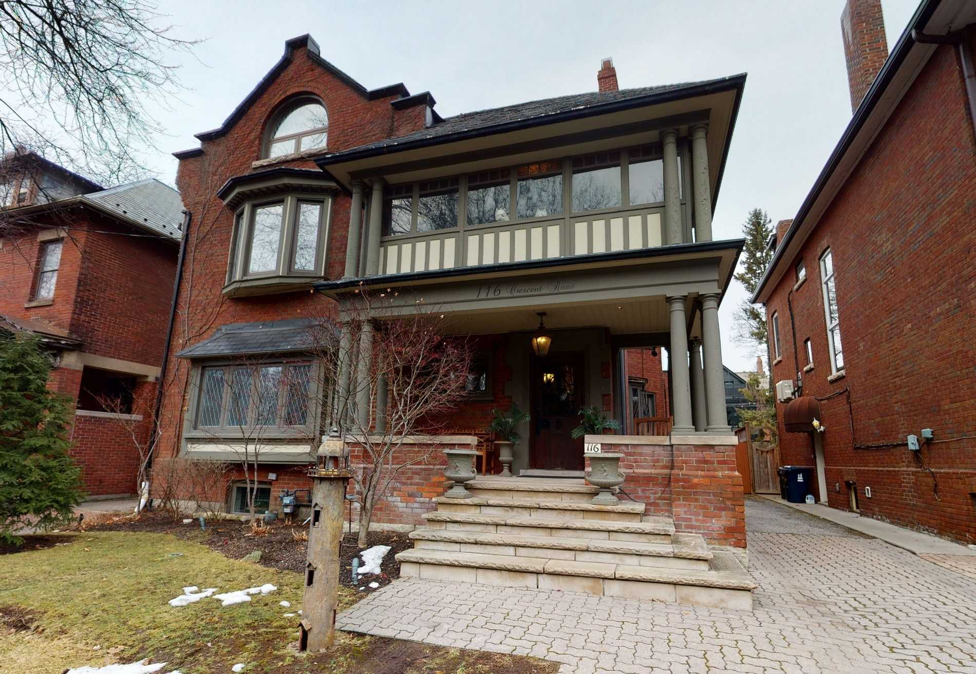 116 Crescent Rd, Toronto, M4W1T5