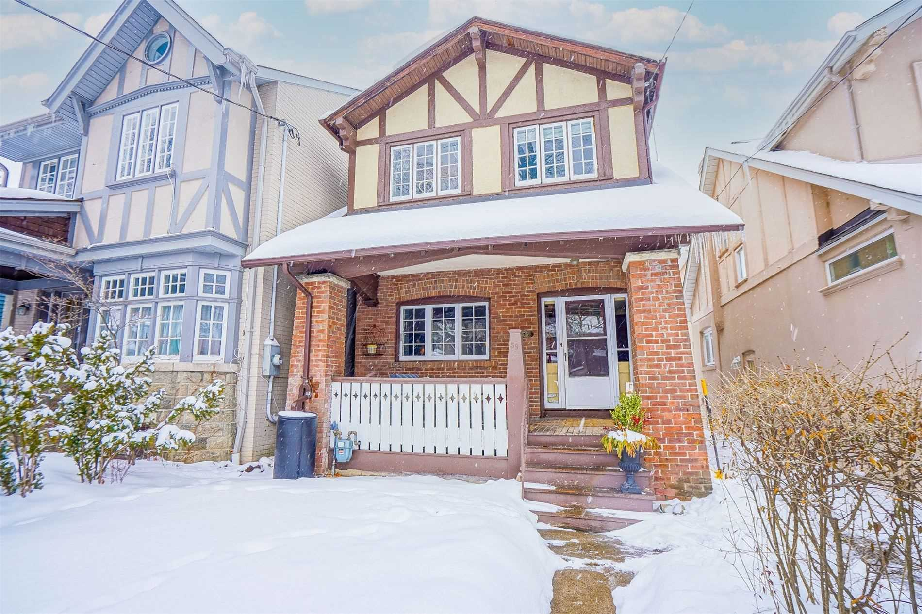 59 Standish Ave, Toronto, M4W3B2