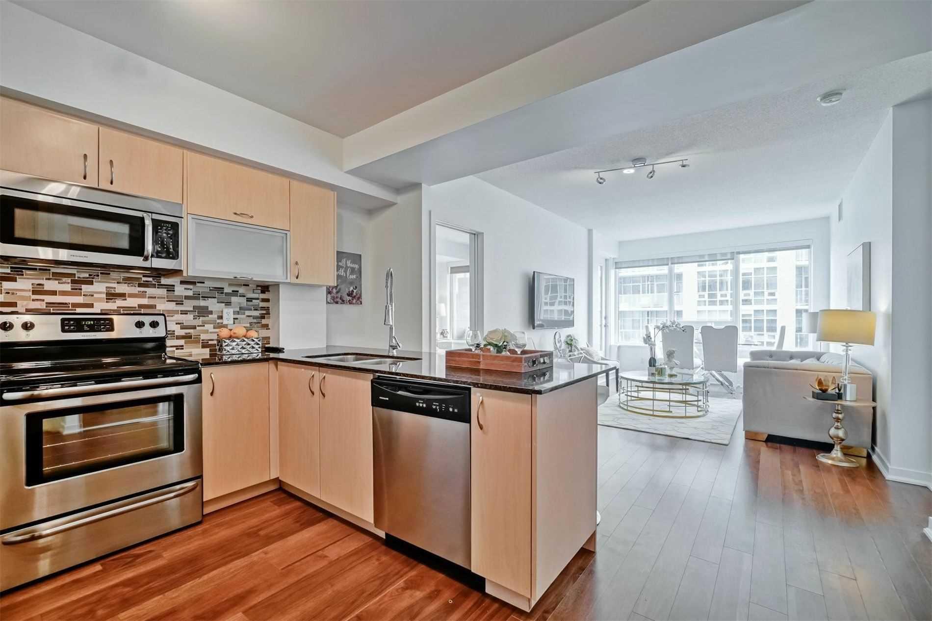 1606 - 59 East Liberty St, Toronto, M6K3R1