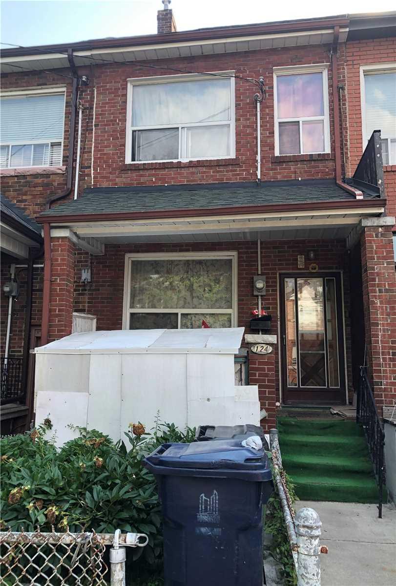 124 Euclid Ave, Toronto, M6J2J9