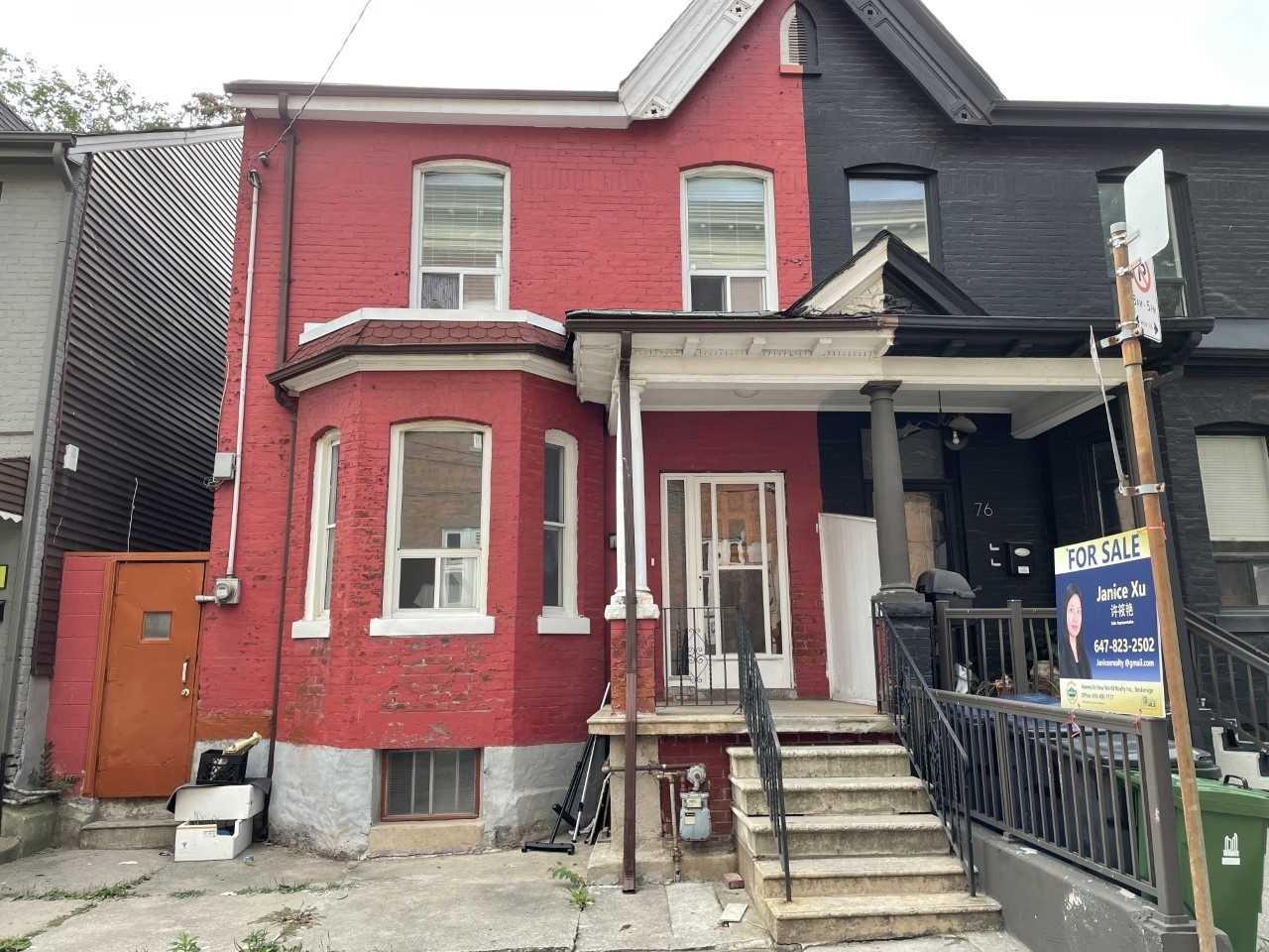 74 Manning Ave, Toronto, M6J2K5