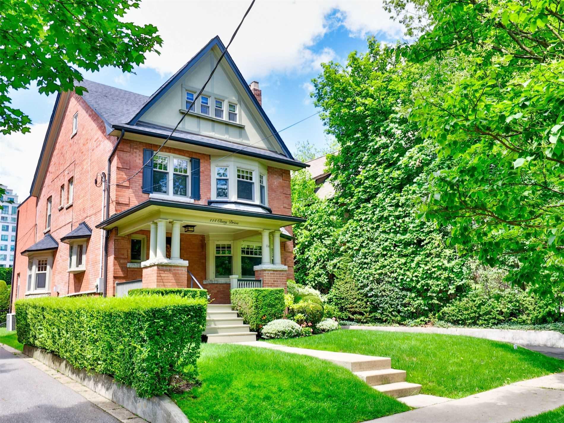 114 Cluny Dr, Toronto, M4W2R4