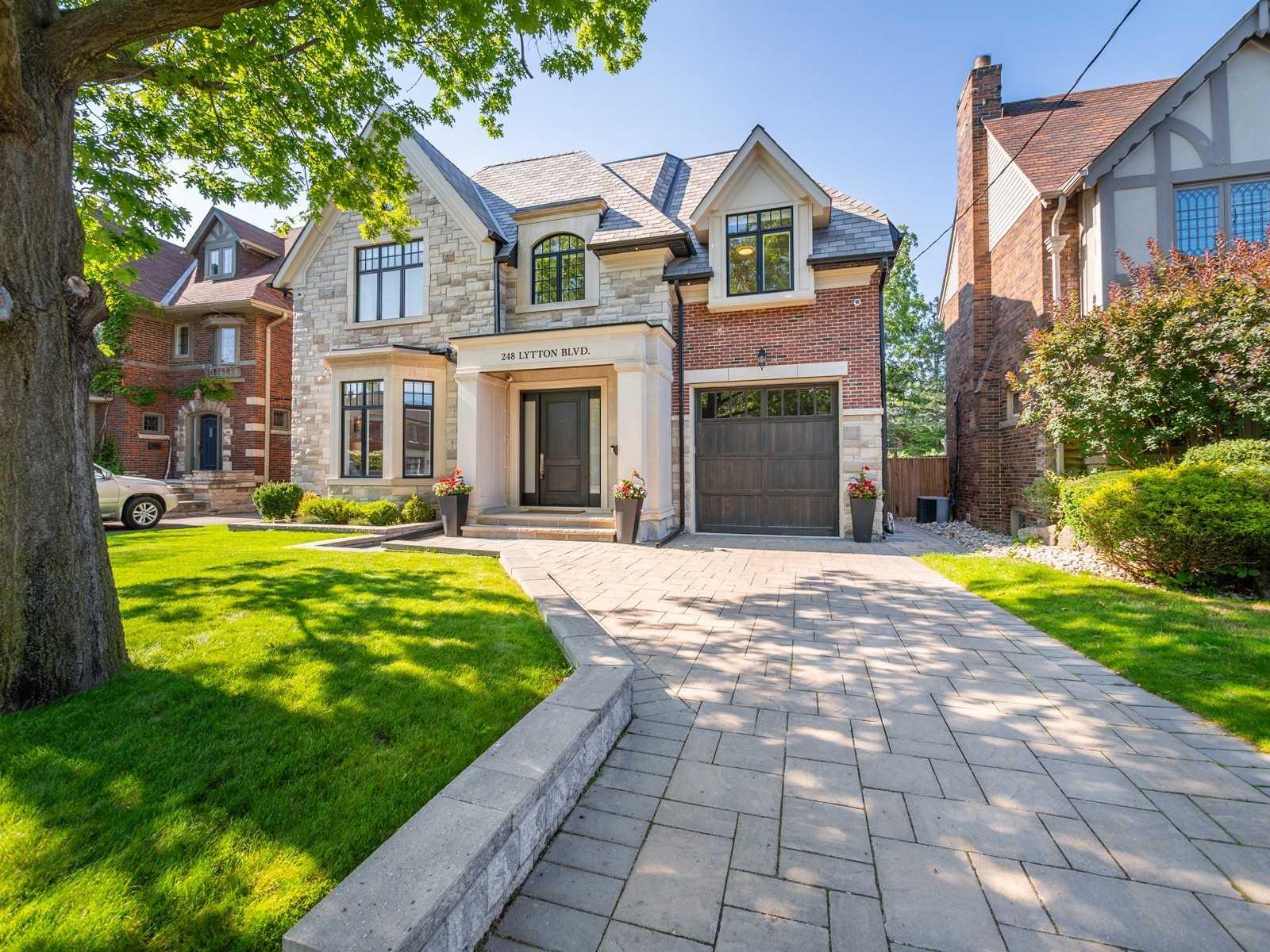 248 Lytton Blvd, Toronto, M5N1R6