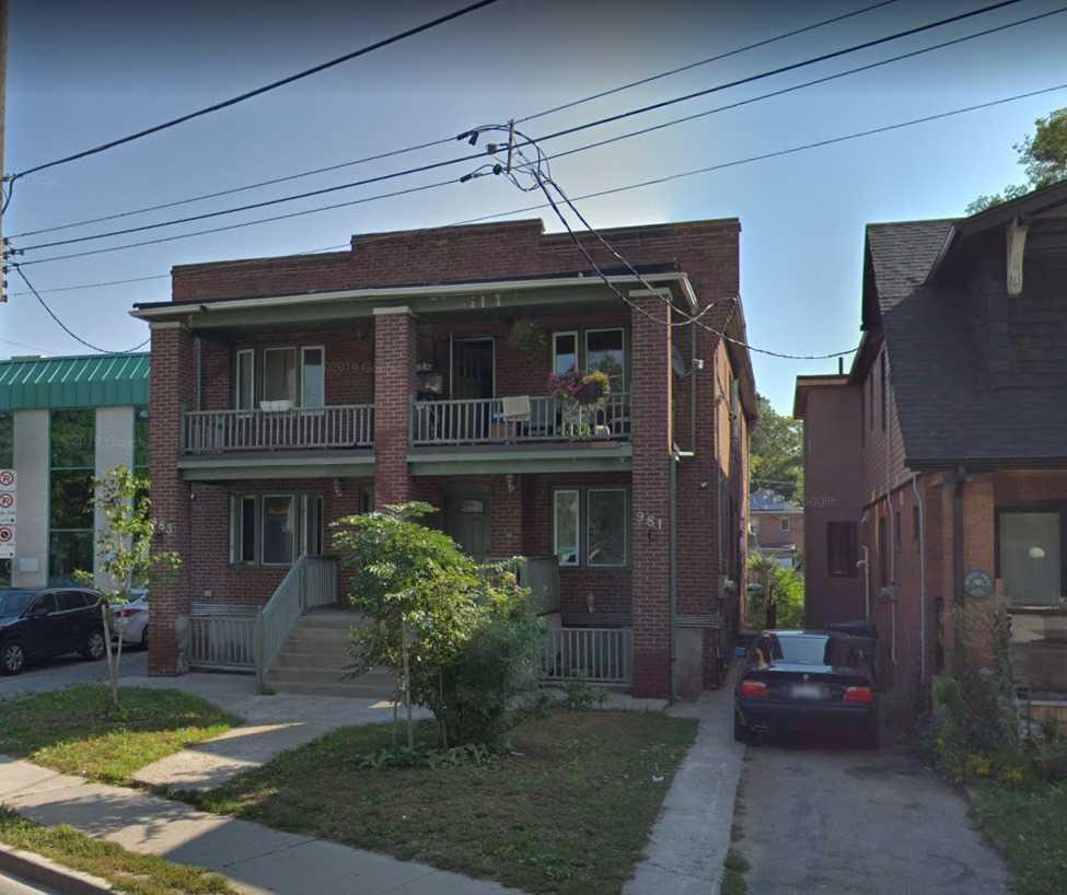 981-983 Broadview Ave, Toronto E4414657