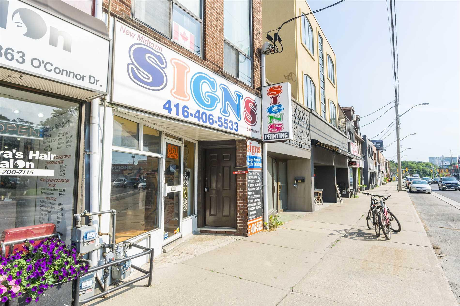 861 O'connor Dr, Toronto E4479794