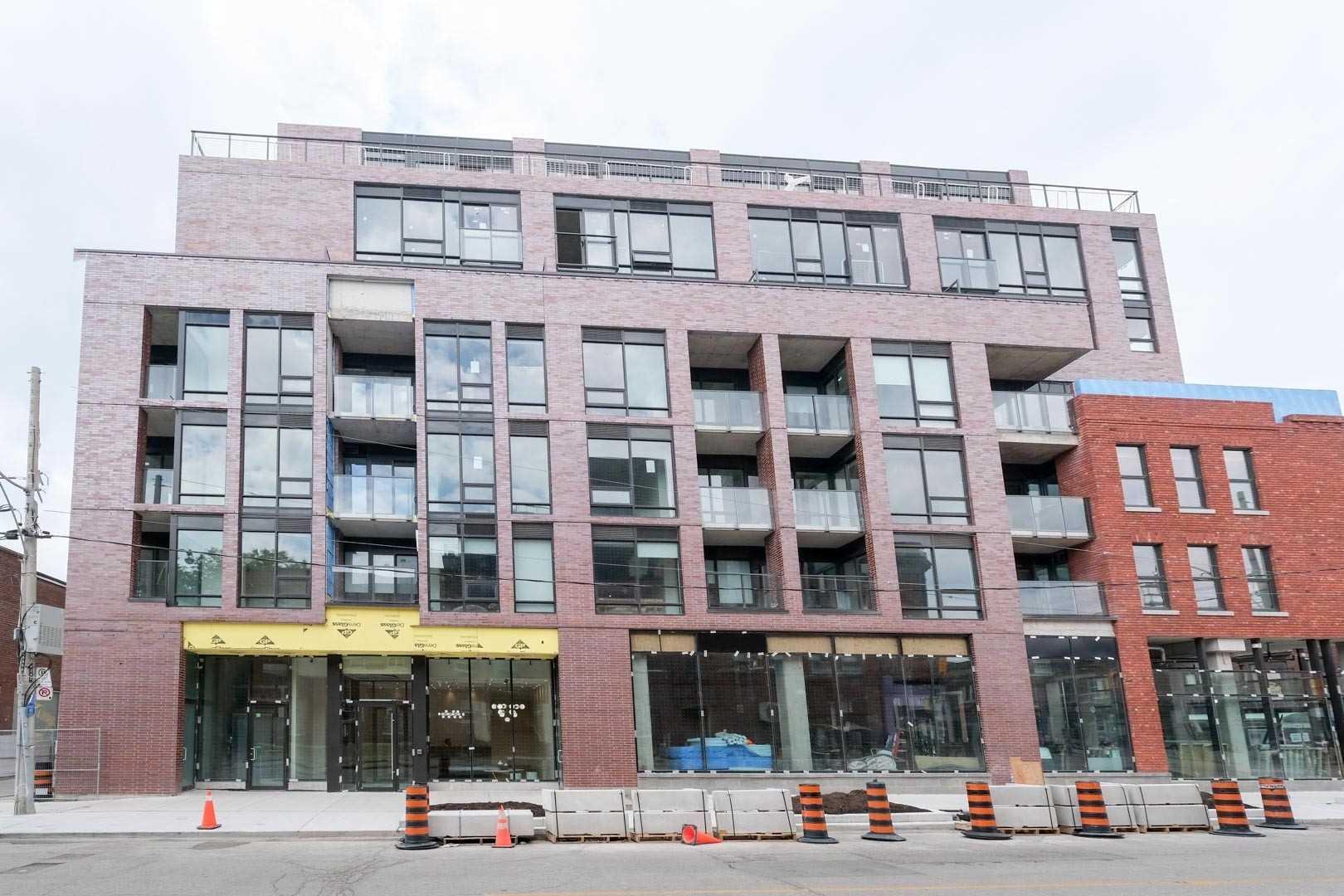 #501 - 875 Queen St E, Toronto E4507907