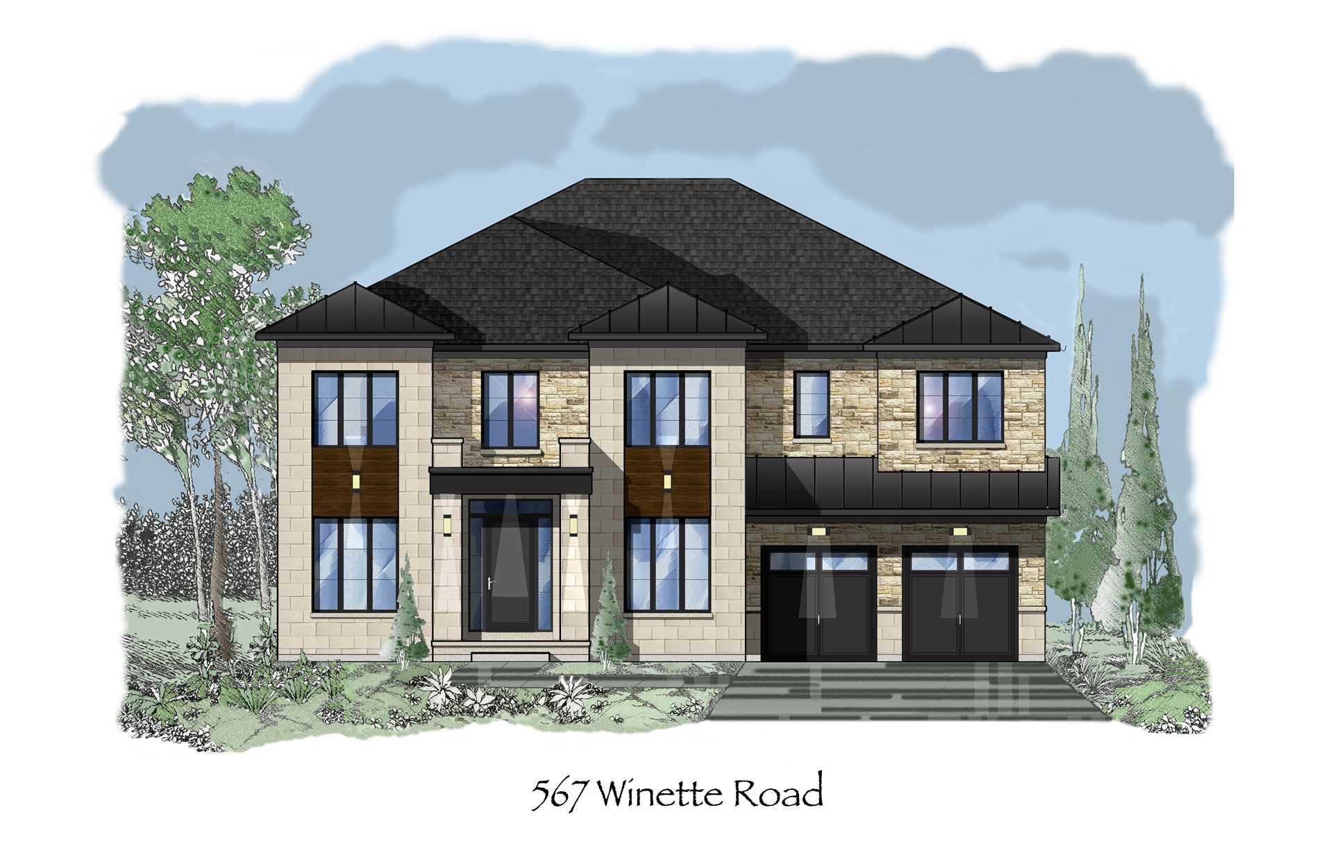 567 Winette Rd, Pickering E4510405