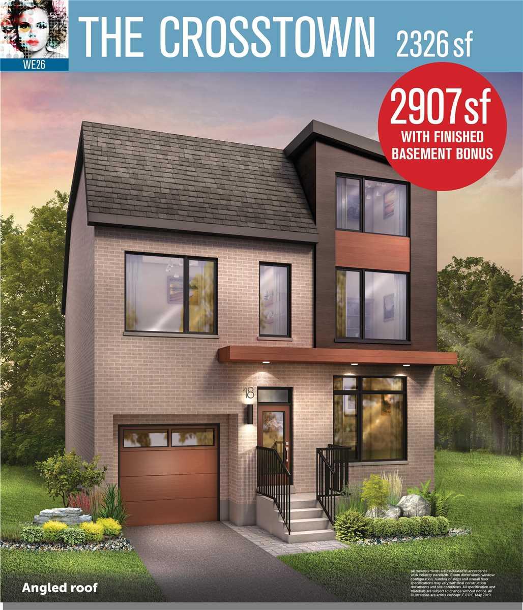 Lot 9 We26 Crt, Toronto E4510676