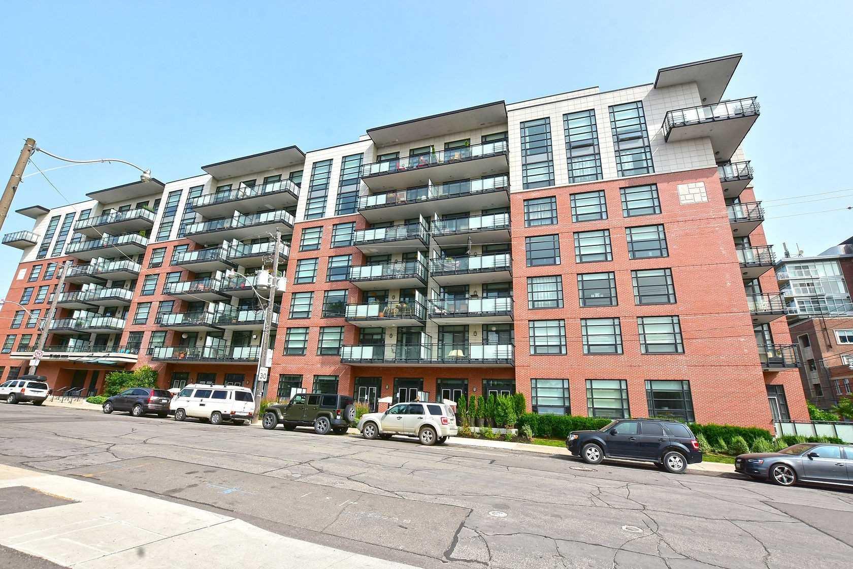 #708 - 88 Colgate Ave, Toronto E4512688