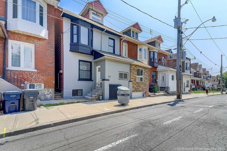 317 Jones Ave, Toronto E4514082