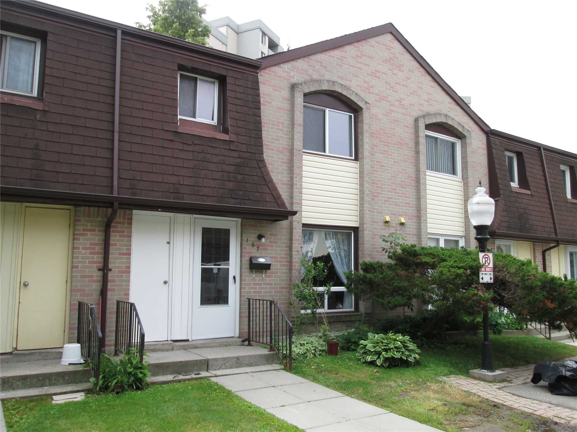 #167 - 10 Livonia Pl, Toronto E4518331