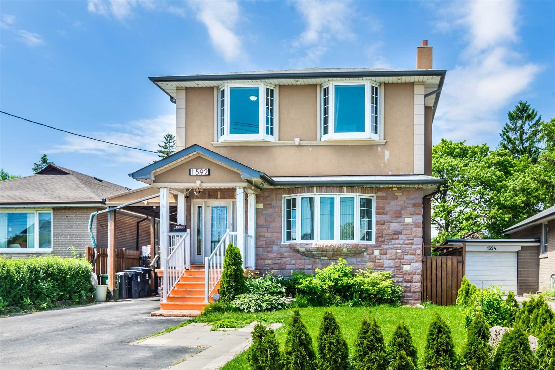 1592 Warden Ave, Toronto E4523522