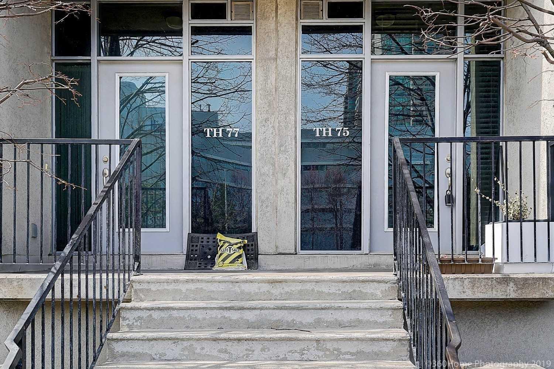 #Th77 - 83 Borough Dr, Toronto E4525625