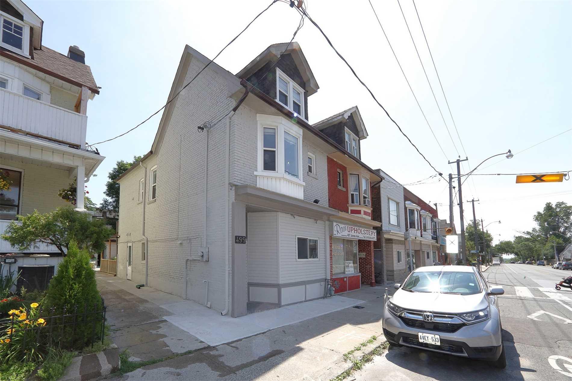 499 Jones Ave, Toronto E4525656