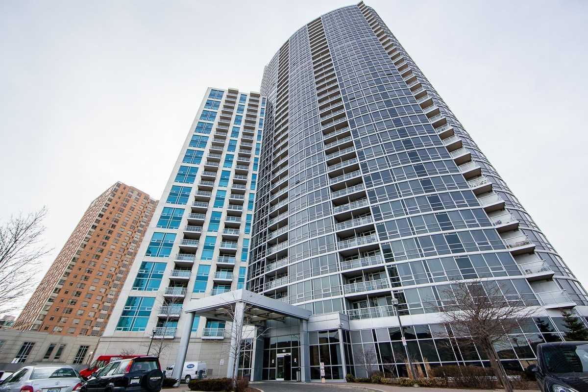 #1609 - 83 Borough Dr, Toronto E4527715