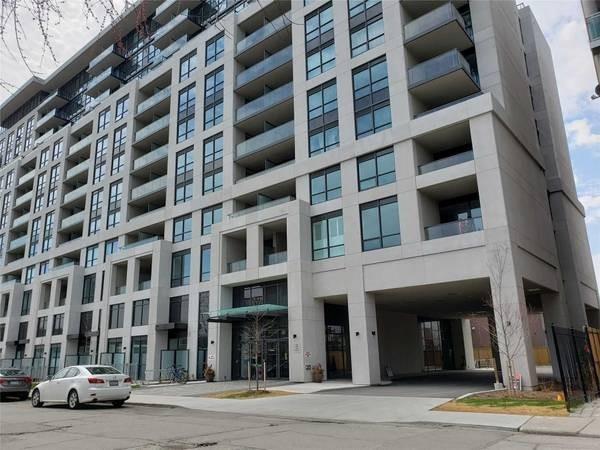 #411 - 8 Trent Ave, Toronto E4531749
