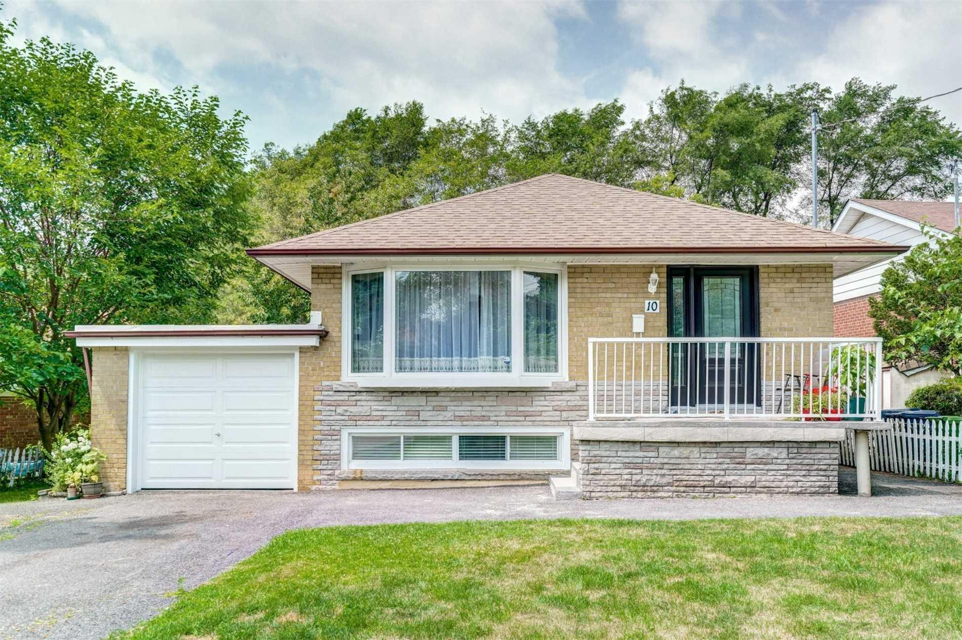 10 Belyea Cres, Toronto E4532489