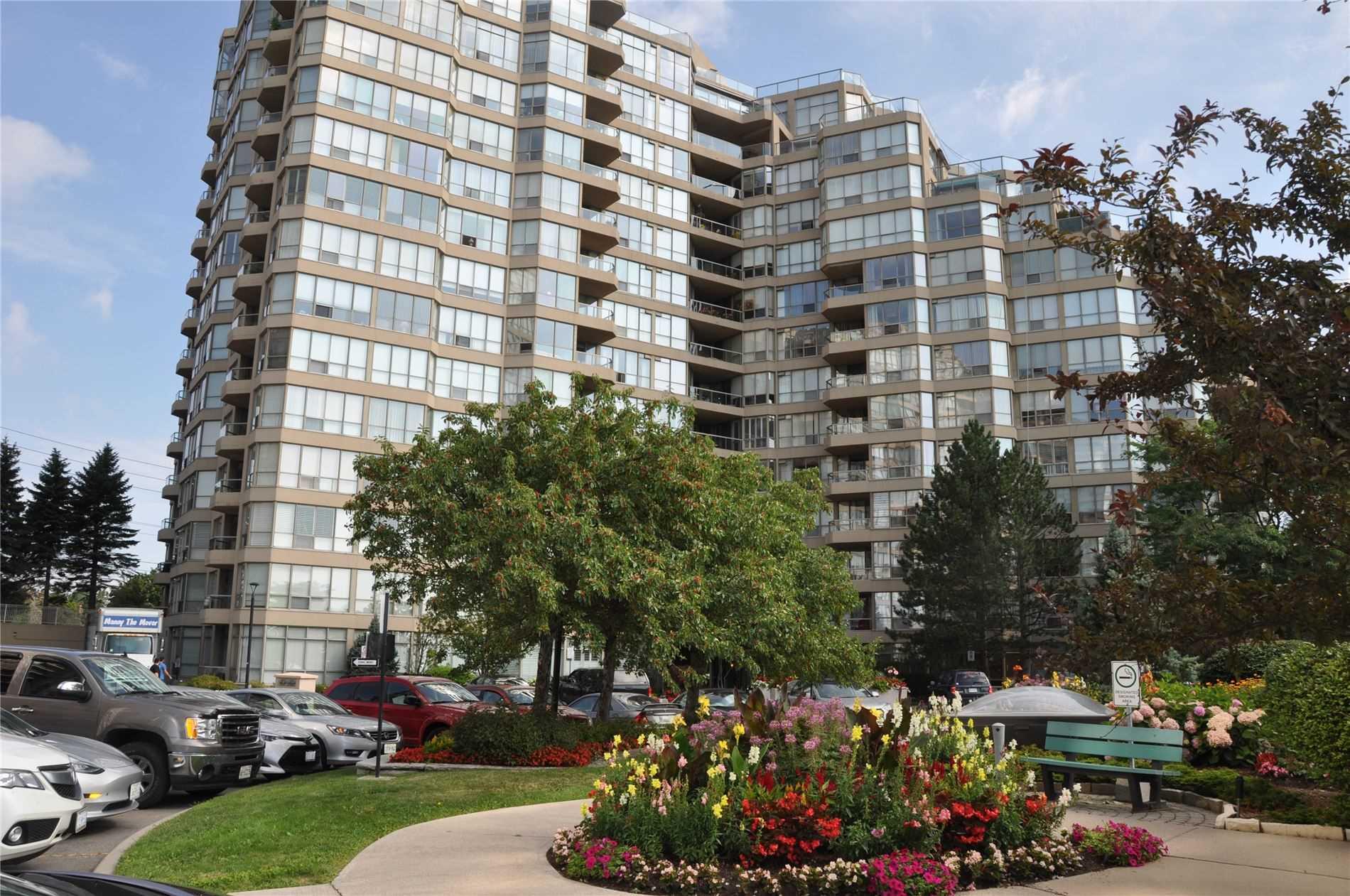 #1203 - 20 Guildwood Pkwy, Toronto E4537864