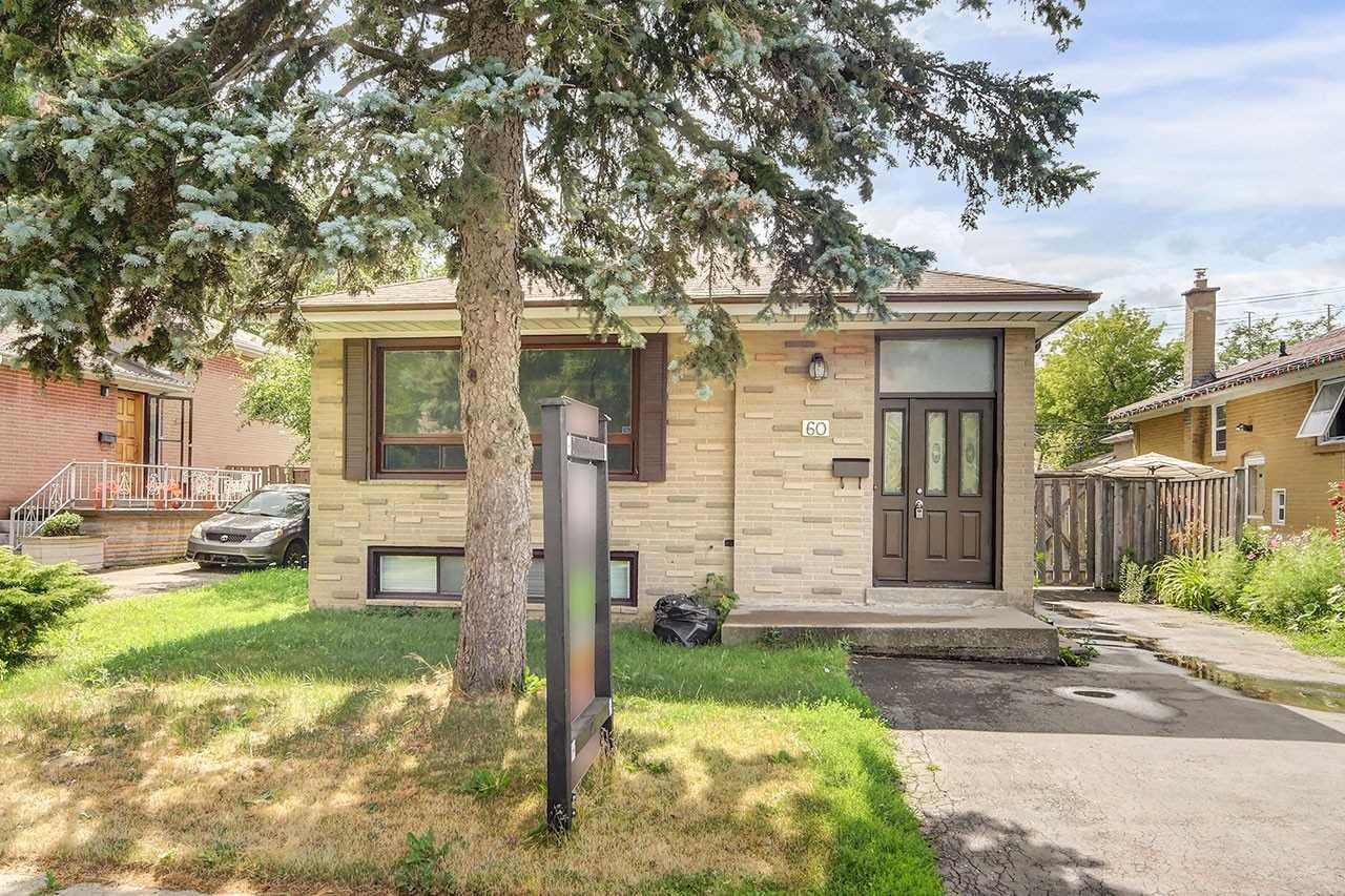 60 Milford Haven Dr, Toronto E4543258