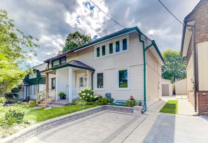 412 Coxwell Ave, Toronto E4545216