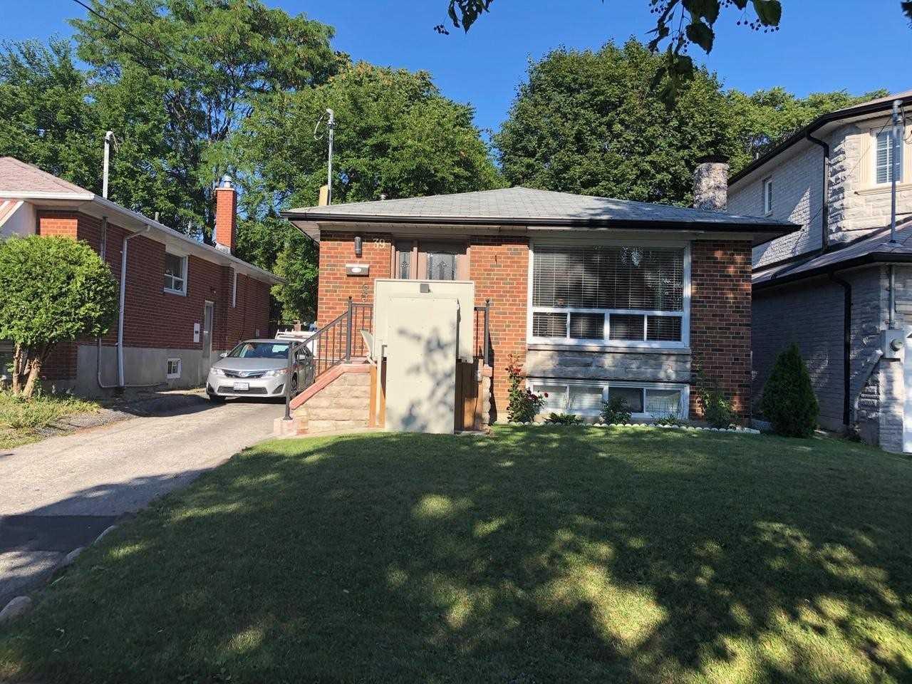 39 Mozart Ave, Toronto E4566659