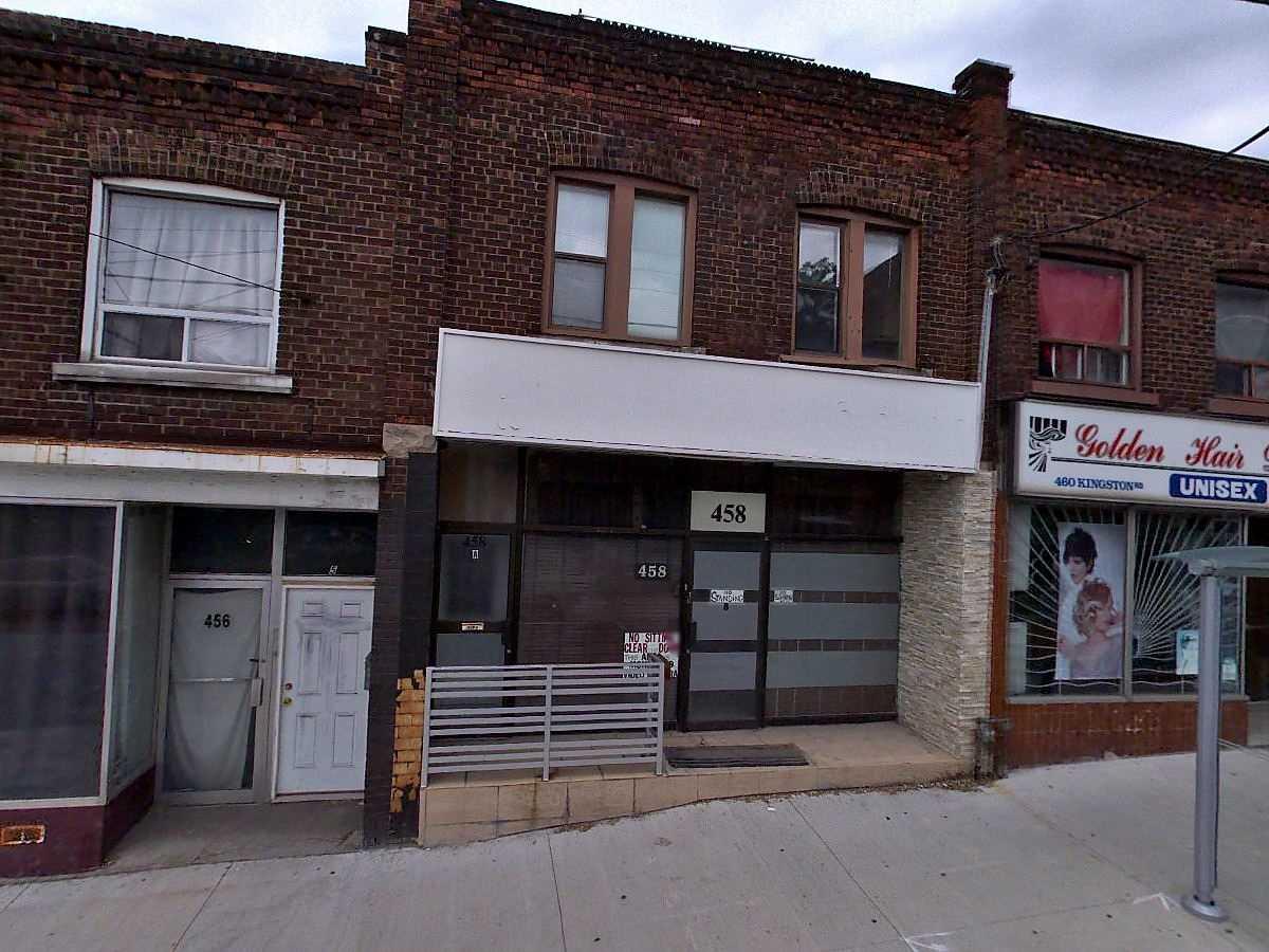 458 Kingston Rd, Toronto, M4L1V3