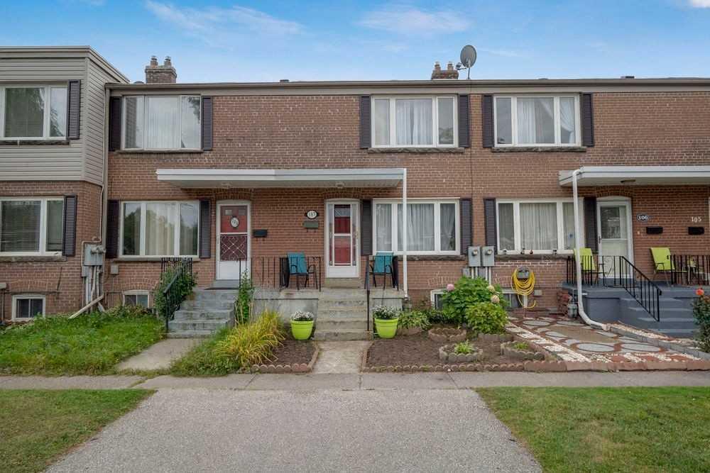 740 Kennedy  #107 Rd, Toronto E4570318