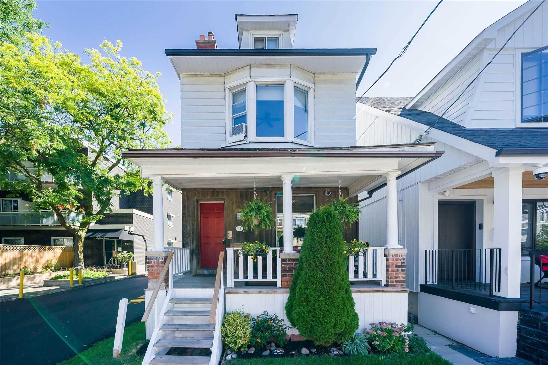 113 Woodbine Ave, Toronto E4571694