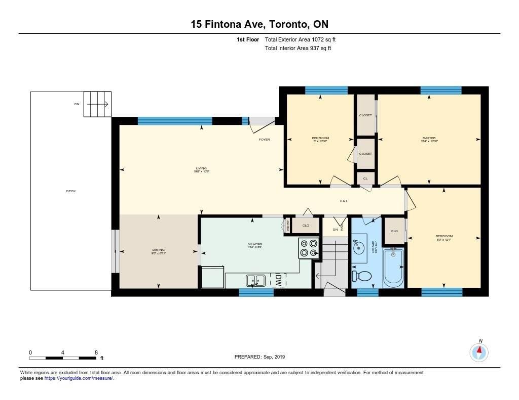 15 Fintona Ave S, Toronto E4572039