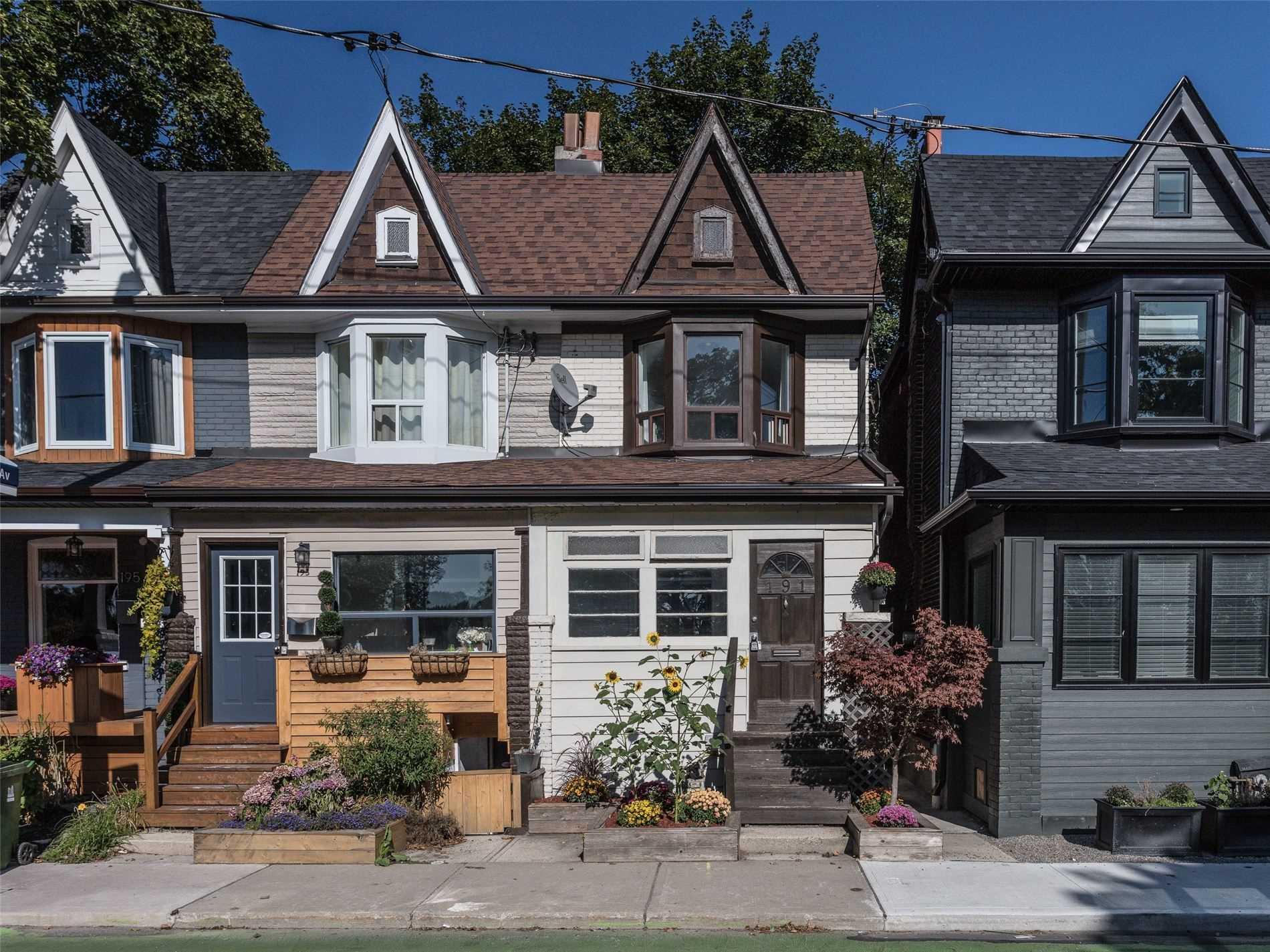 191 Greenwood Ave, Toronto E4572518