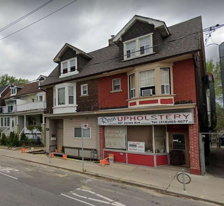 497 Jones Ave, Toronto E4577694