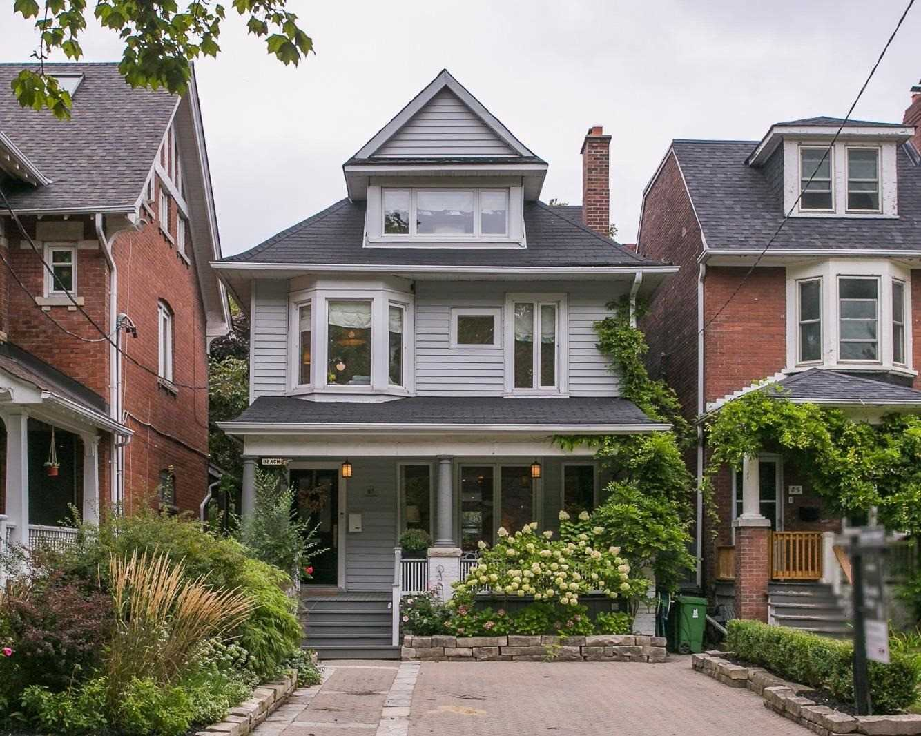 87 Leuty Ave, Toronto E4580508