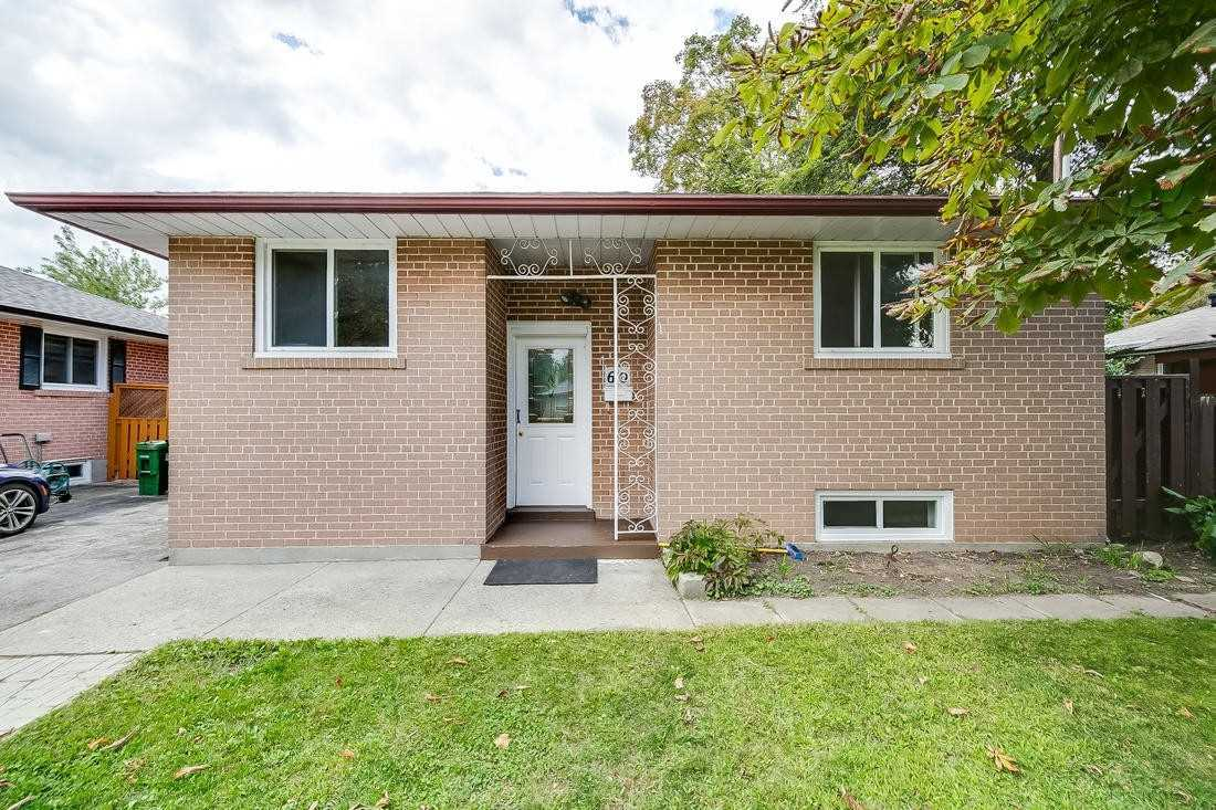 60 Morning Dew Rd, Toronto E4588383