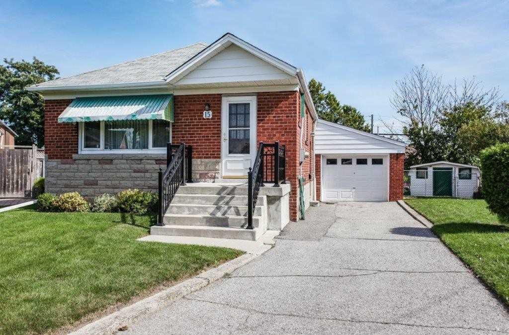 15 Bauty Pl, Toronto E4588482