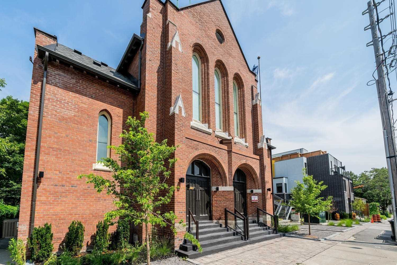 #12 - 175 Jones Ave, Toronto E4592949