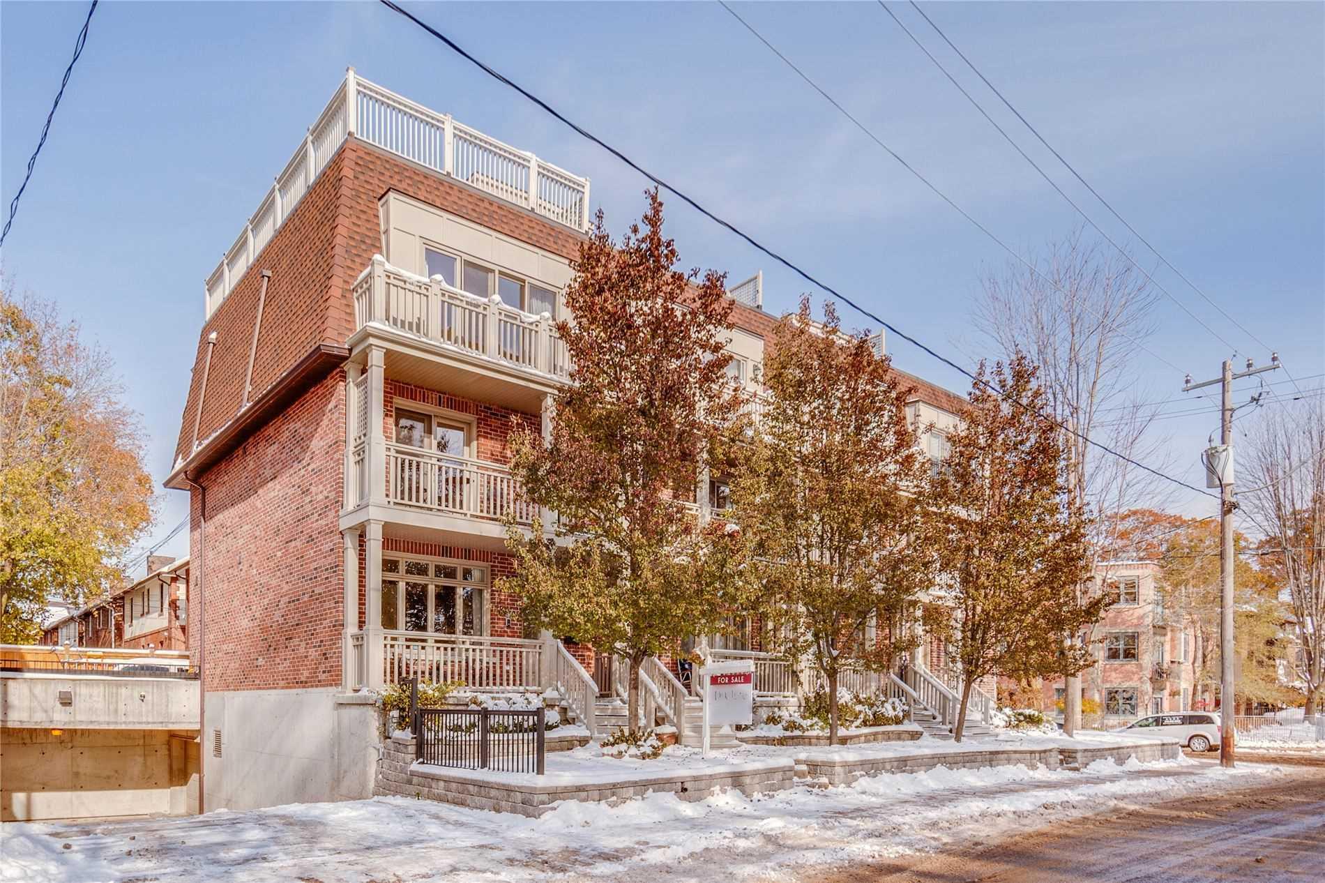 64 Hubbard Blvd, Toronto E4593349