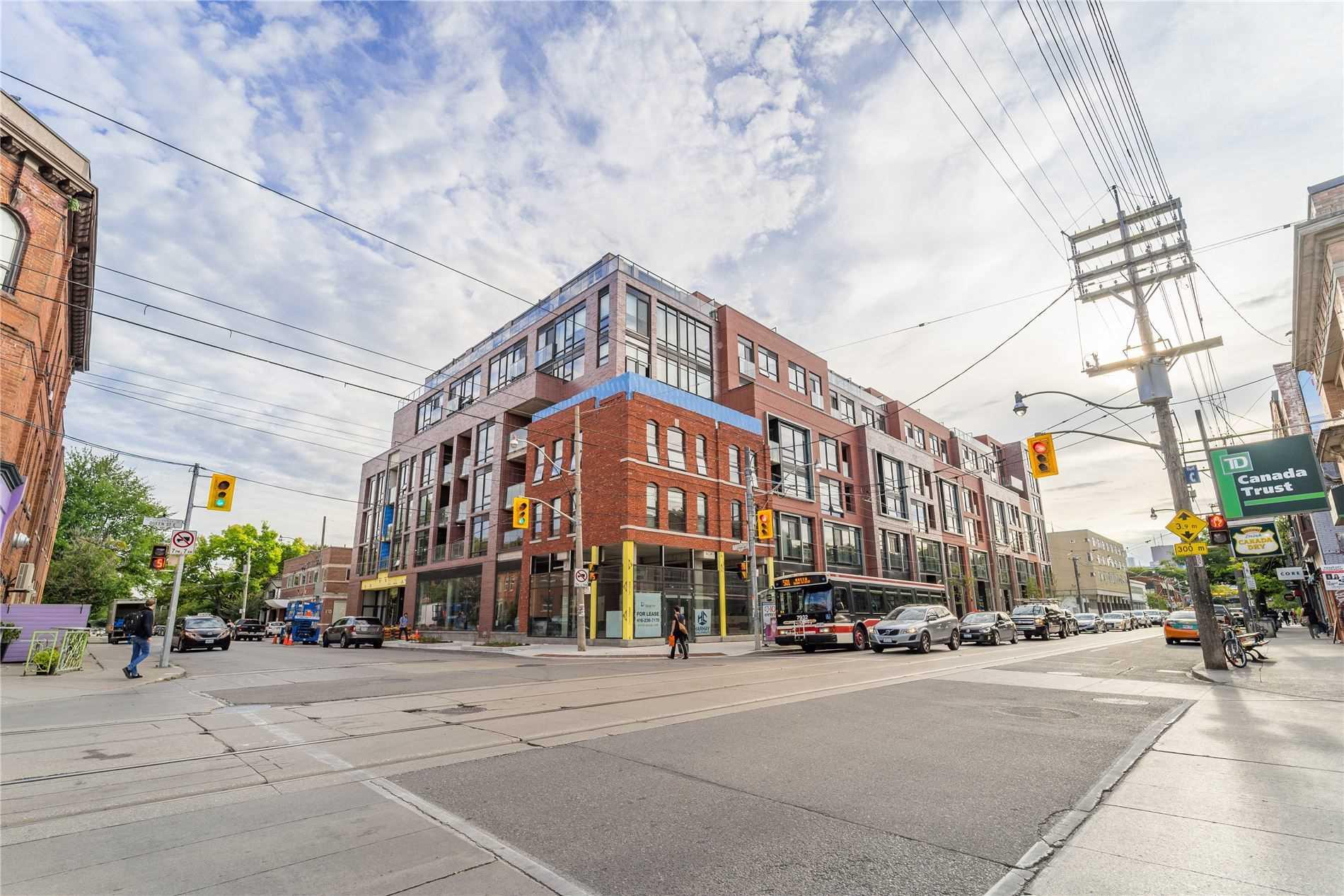 #724 - 875 Queen St, Toronto E4593890
