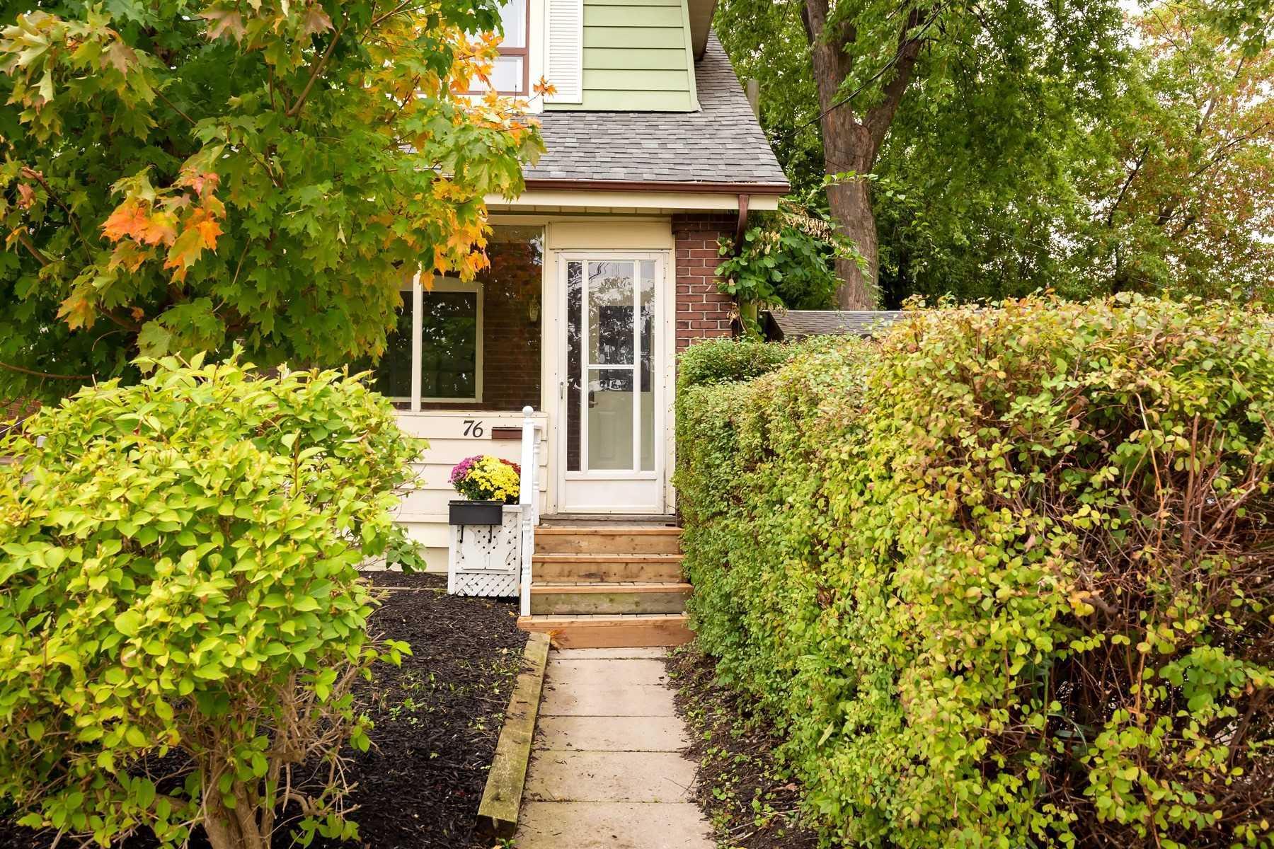 76 South Woodrow Blvd, Toronto E4601049