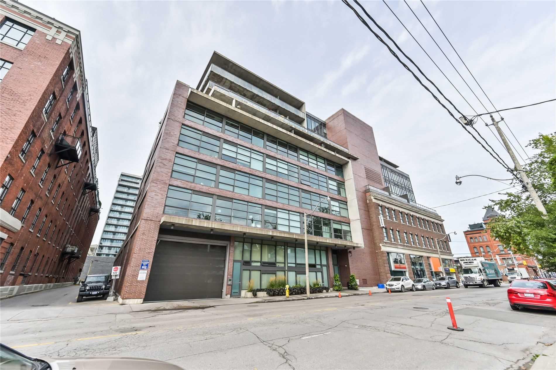 #728 - 90 Broadview Ave, Toronto E4601925