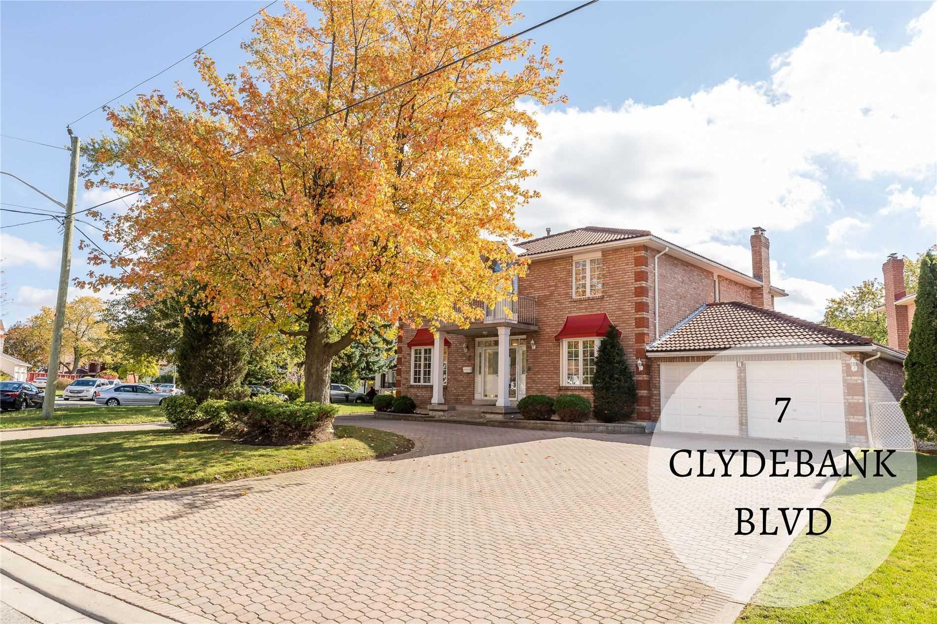 7 Clydebank Blvd, Toronto E4619355