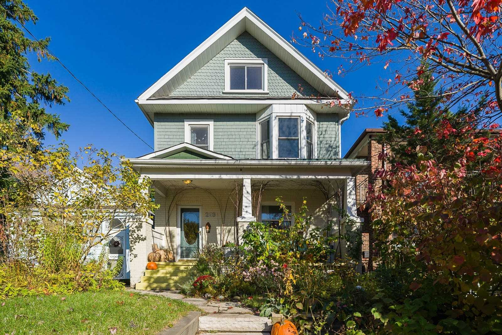 293 Silver Birch Ave, Toronto E4620555