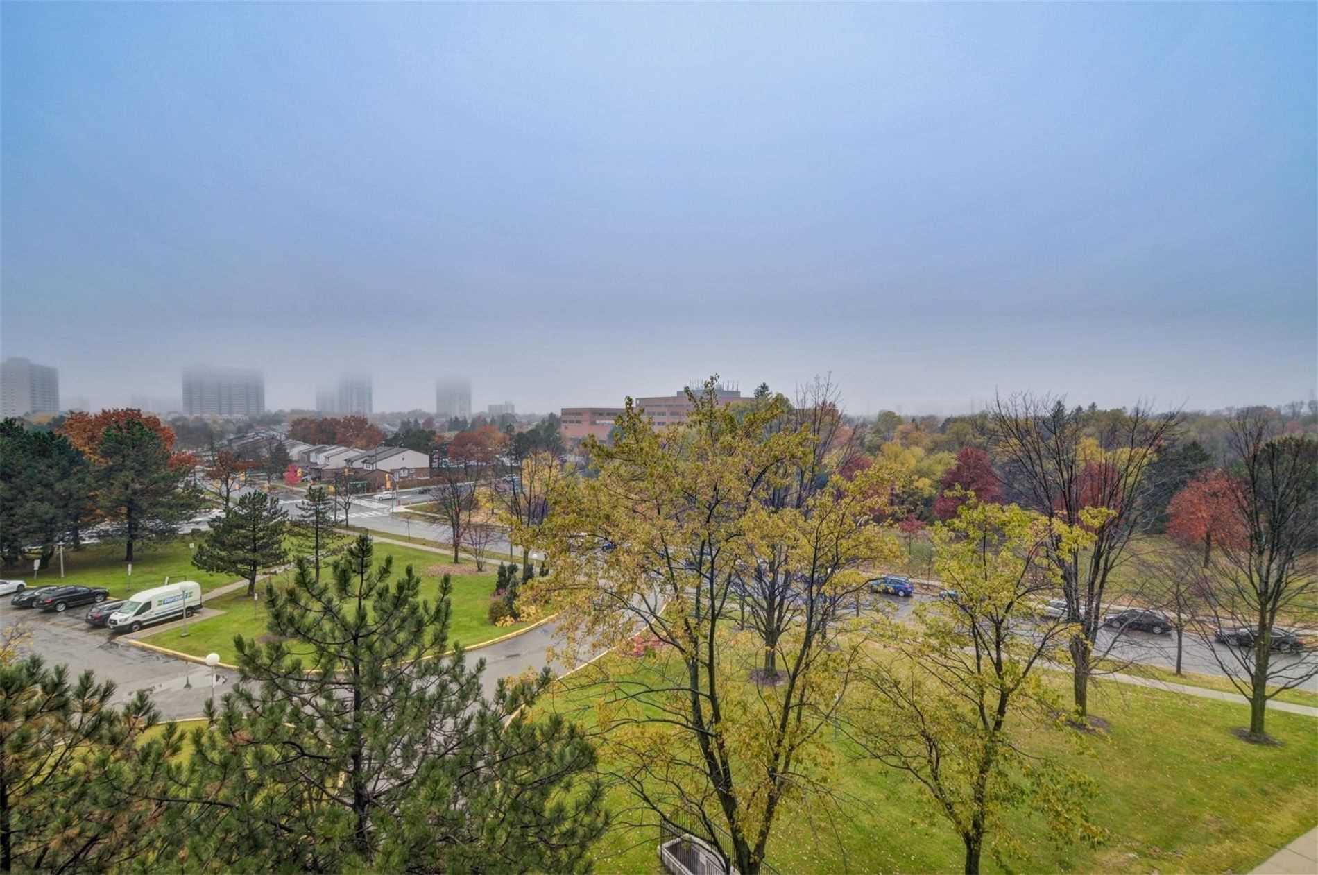 #607 - 45 Silver Springs Blvd, Toronto E4625042
