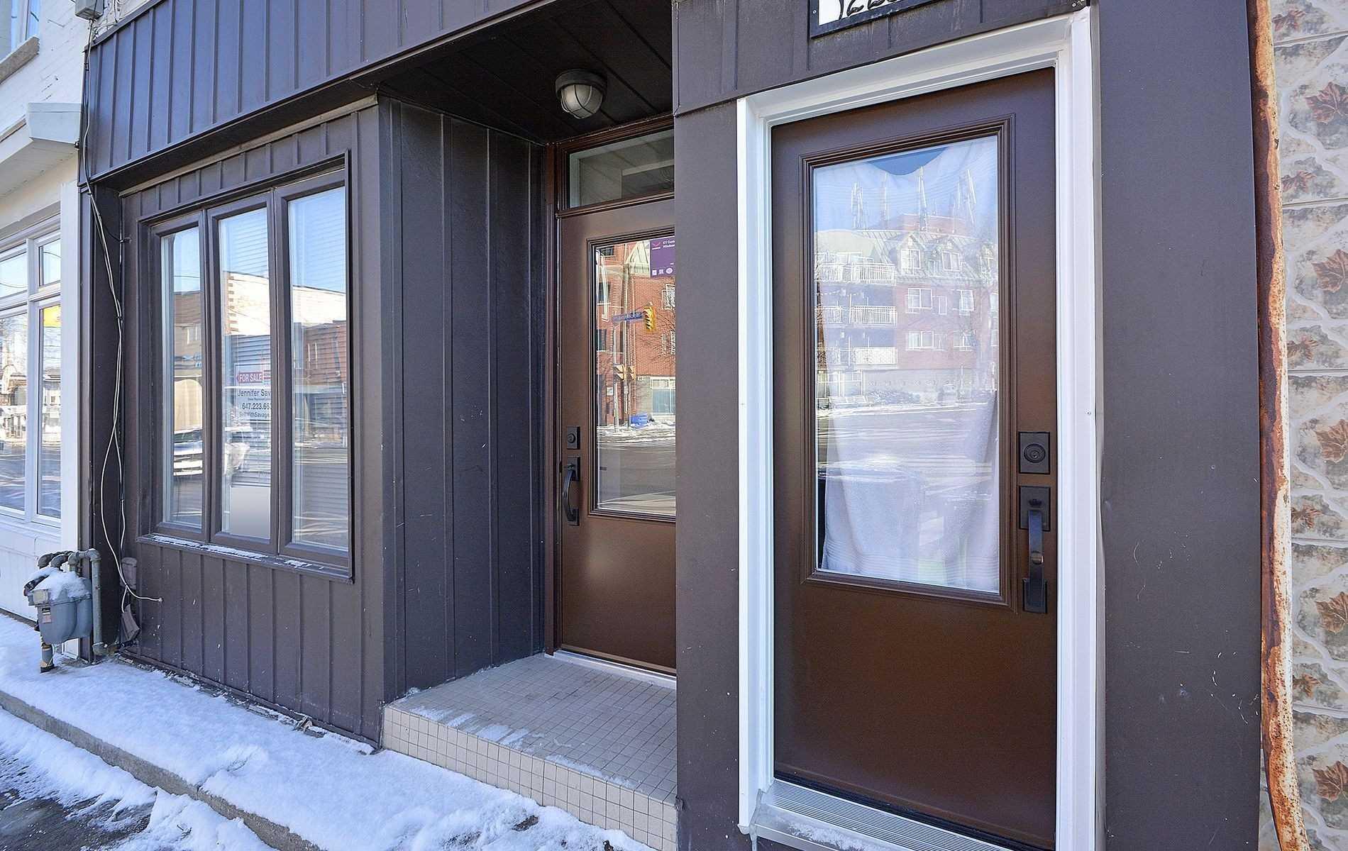 1229A Woodbine Ave, Toronto E4625966
