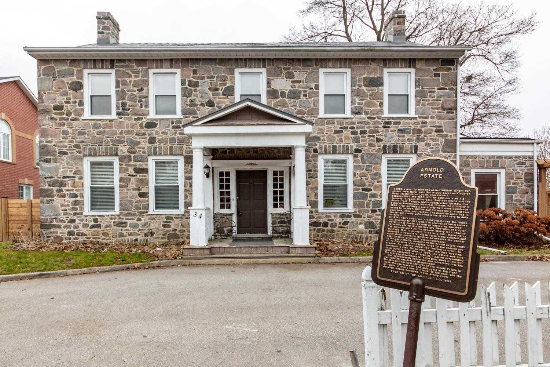 34 Arnold Estate Lane, Ajax E4646580